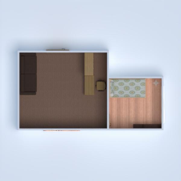 планировки дом офис 3d