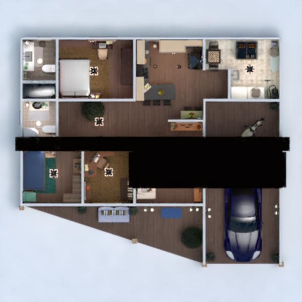 floorplans casa veranda arredamento decorazioni angolo fai-da-te bagno camera da letto saggiorno garage cucina esterno studio illuminazione famiglia caffetteria sala pranzo architettura ripostiglio vano scale 3d