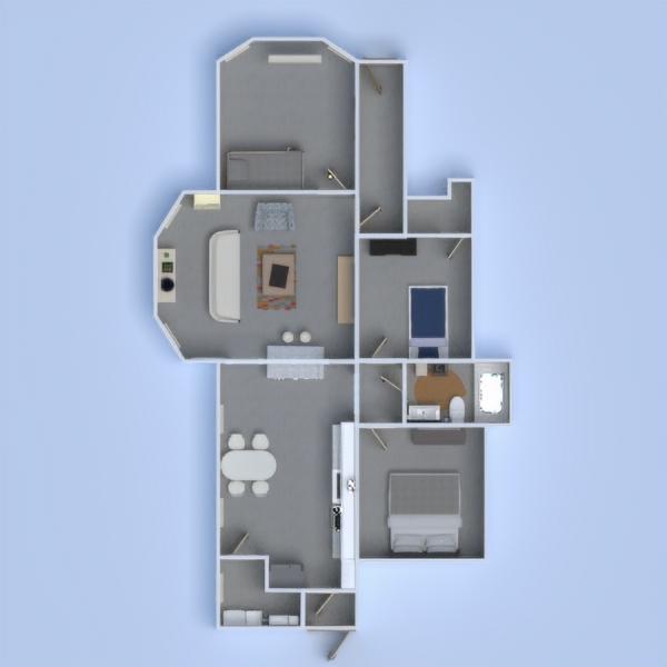 floorplans casa bricolaje reforma arquitectura 3d