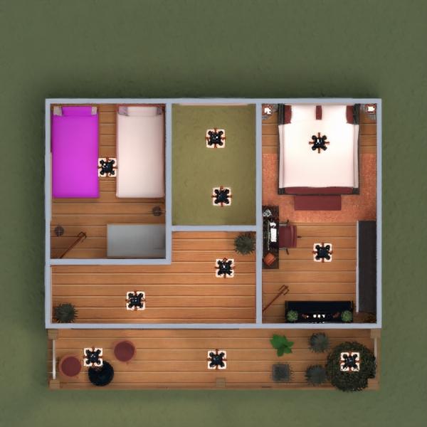 floorplans casa mobílias decoração casa de banho quarto cozinha área externa iluminação paisagismo utensílios domésticos estúdio 3d