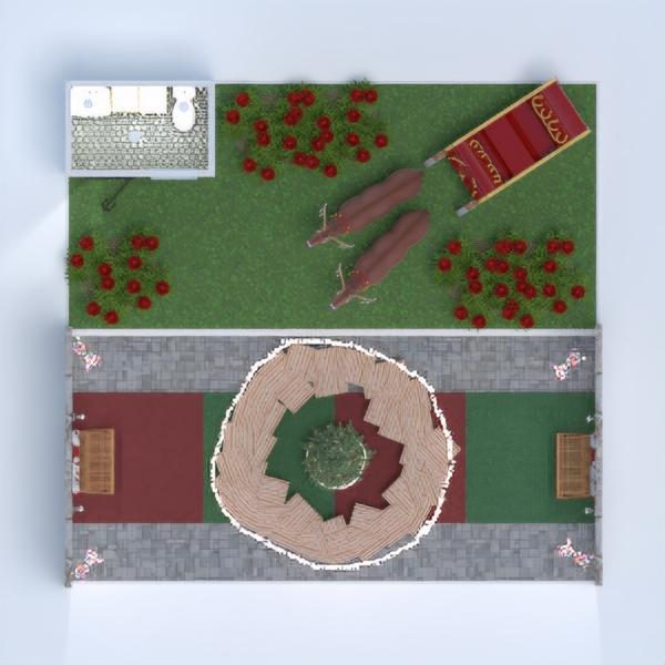 progetti bagno paesaggio 3d