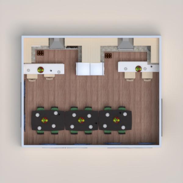 floorplans terrace furniture decor diy kitchen renovation landscape dining room 3d