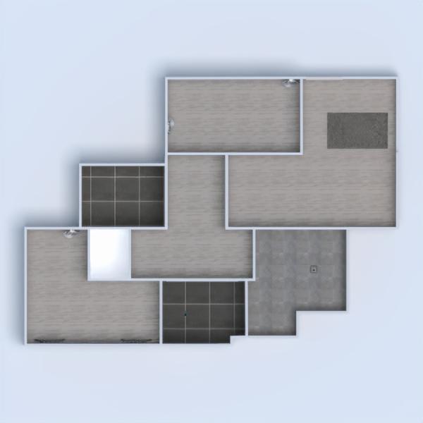 floorplans dom meble wystrój wnętrz łazienka pokój diecięcy 3d