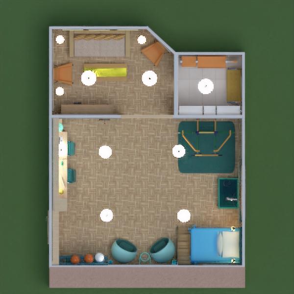 floorplans baldai dekoras pasidaryk pats vaikų kambarys apšvietimas sandėliukas 3d