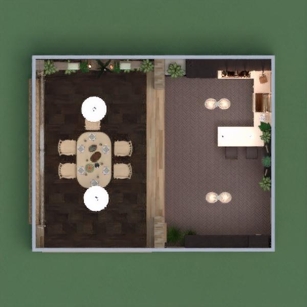 floorplans baldai dekoras pasidaryk pats virtuvė apšvietimas namų apyvoka valgomasis sandėliukas 3d