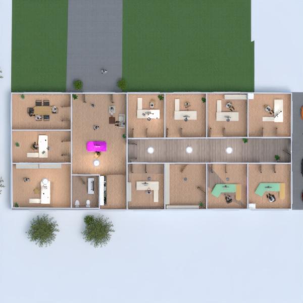 планировки гостиная студия 3d