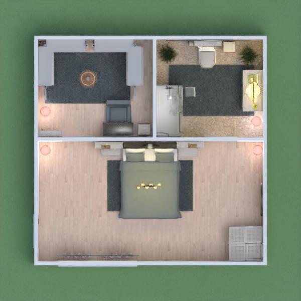 floorplans namas vonia miegamasis namų apyvoka sandėliukas 3d