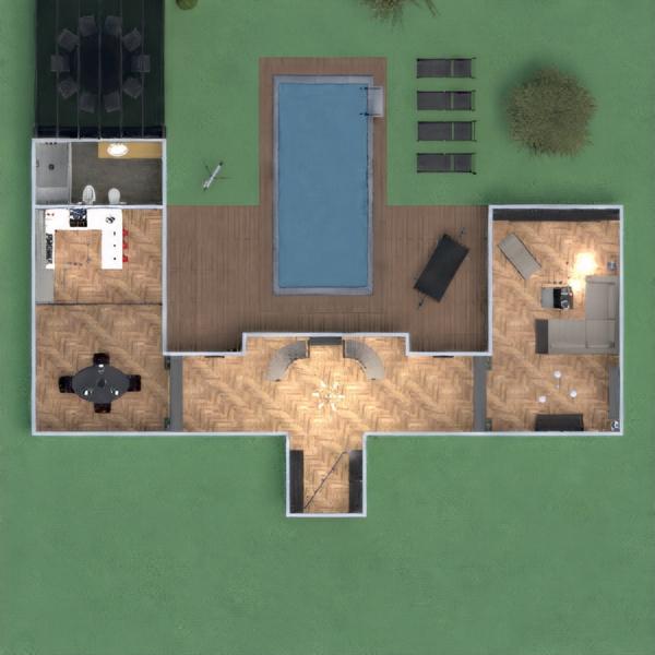 progetti casa arredamento cucina illuminazione architettura 3d
