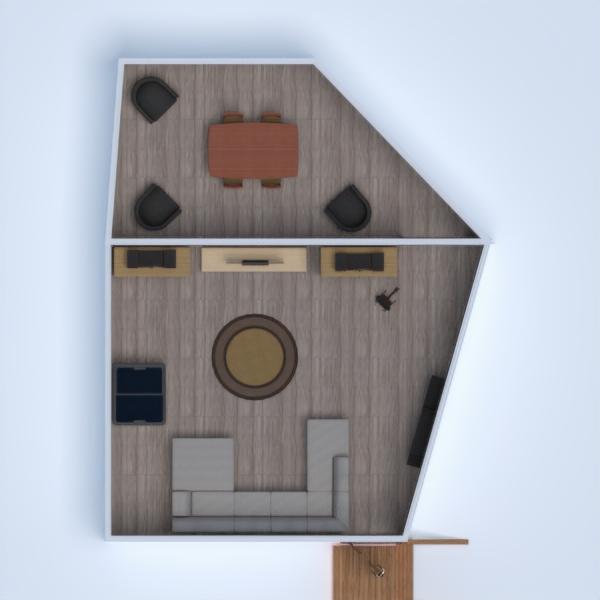 floorplans casa arquitectura 3d