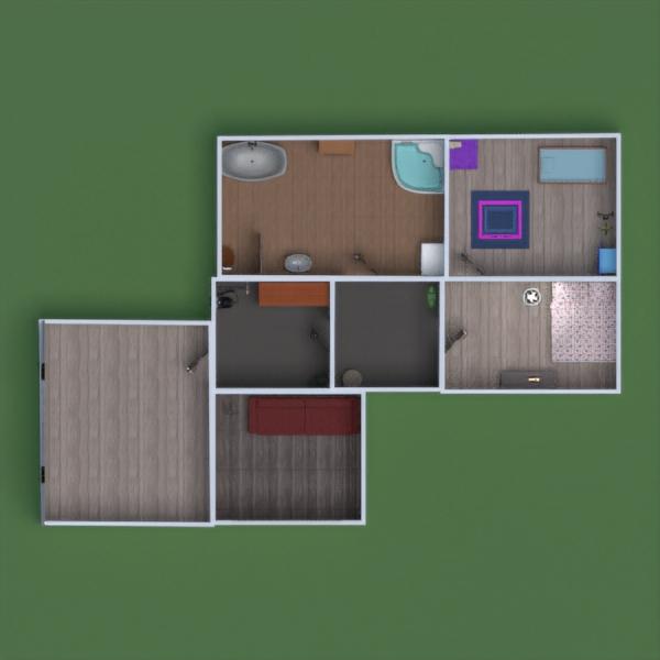 floorplans квартира дом 3d