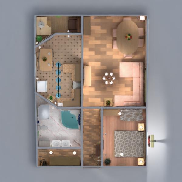 floorplans appartamento arredamento decorazioni angolo fai-da-te bagno camera da letto saggiorno cucina studio illuminazione rinnovo ripostiglio vano scale 3d