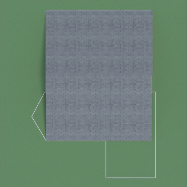 floorplans casa casa de banho dormitório cozinha sala de jantar 3d