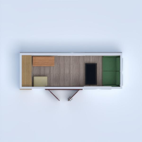floorplans apartamento varanda inferior reforma 3d