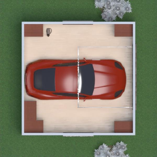 progetti garage 3d