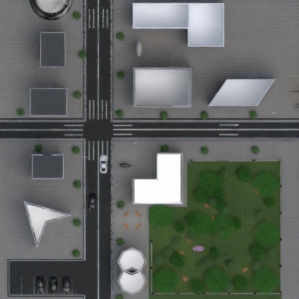 planos apartamento bricolaje exterior despacho reforma paisaje arquitectura 3d