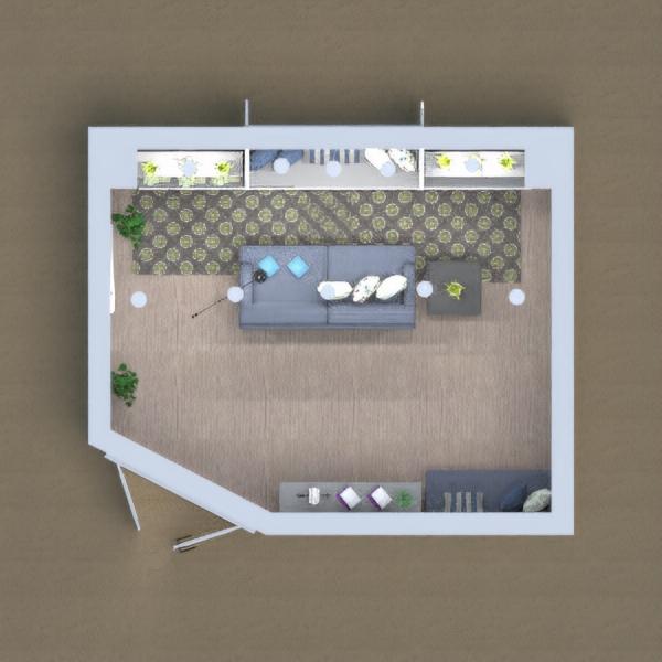 floorplans quarto escritório 3d