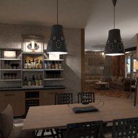 floorplans квартира терраса мебель ванная спальня кухня улица освещение ремонт столовая 3d