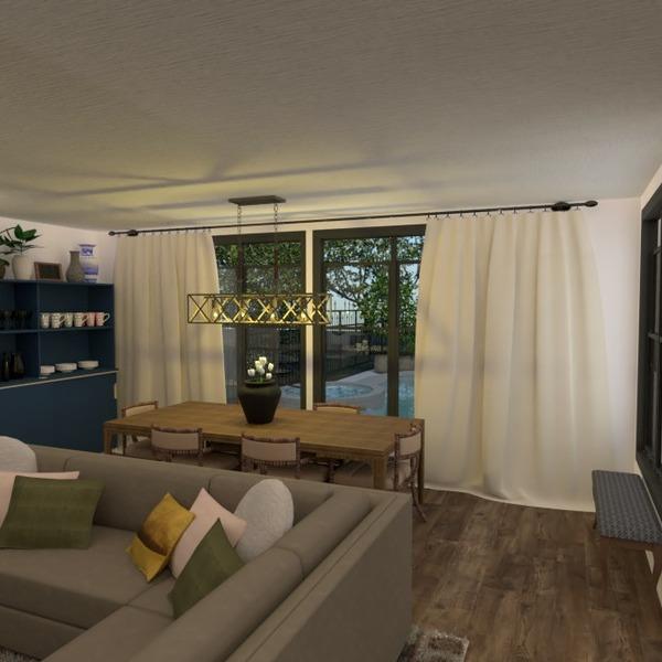 floorplans casa de banho dormitório quarto cozinha sala de jantar 3d