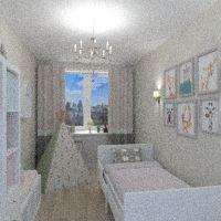 floorplans apartamento casa mobílias decoração dormitório quarto infantil iluminação reforma 3d