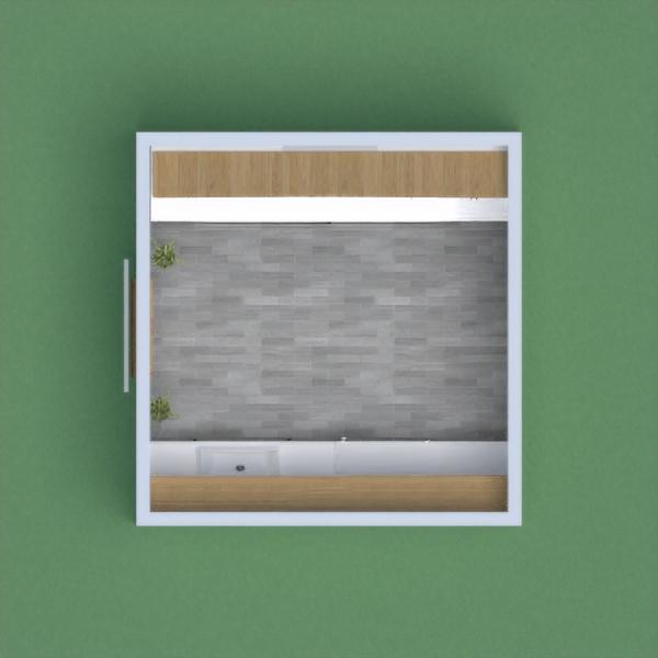 floorplans kuchnia przechowywanie 3d