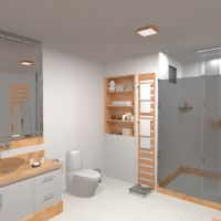 floorplans apartamento varanda inferior mobílias decoração faça você mesmo casa de banho dormitório cozinha área externa escritório iluminação utensílios domésticos cafeterias arquitetura patamar 3d