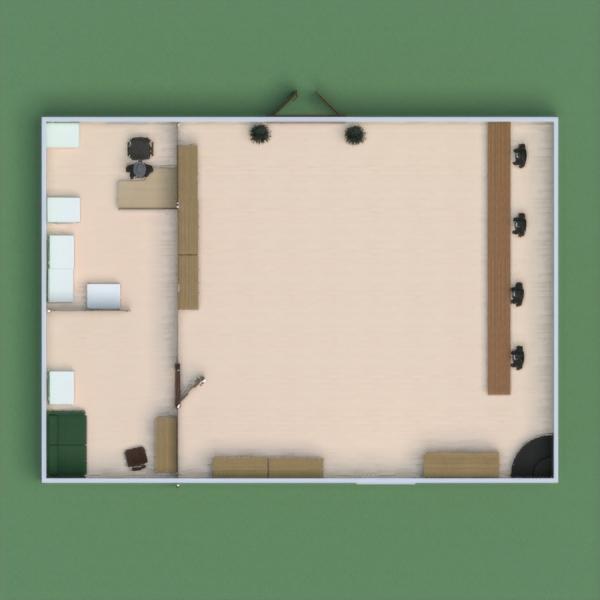 floorplans dekoras valgomasis 3d