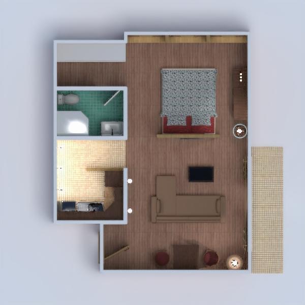 floorplans baldai dekoras vonia miegamasis svetainė virtuvė apšvietimas renovacija аrchitektūra 3d