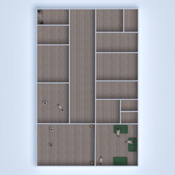 floorplans vonia biuras apšvietimas аrchitektūra 3d