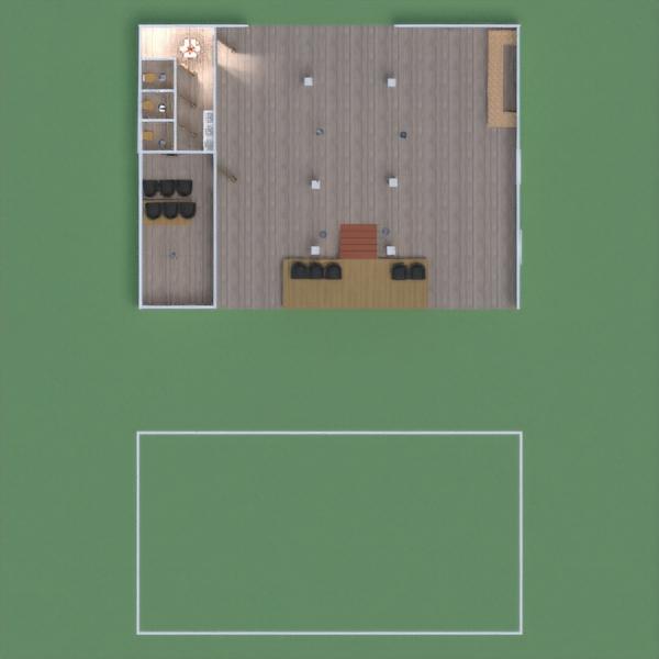floorplans na zewnątrz 3d