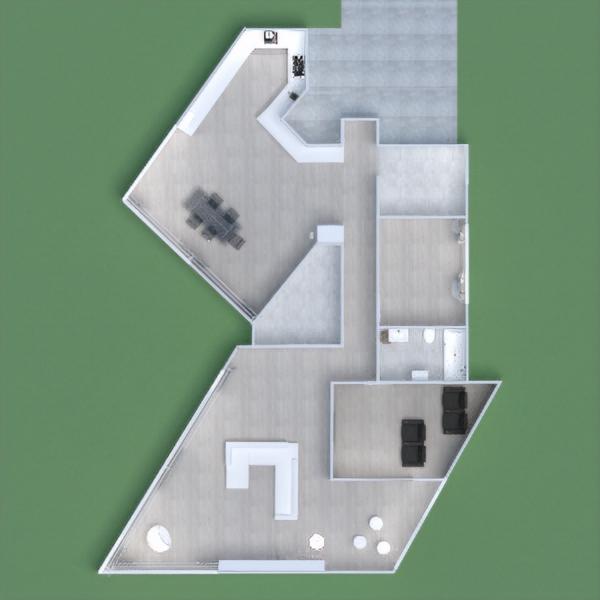 планировки дом архитектура 3d