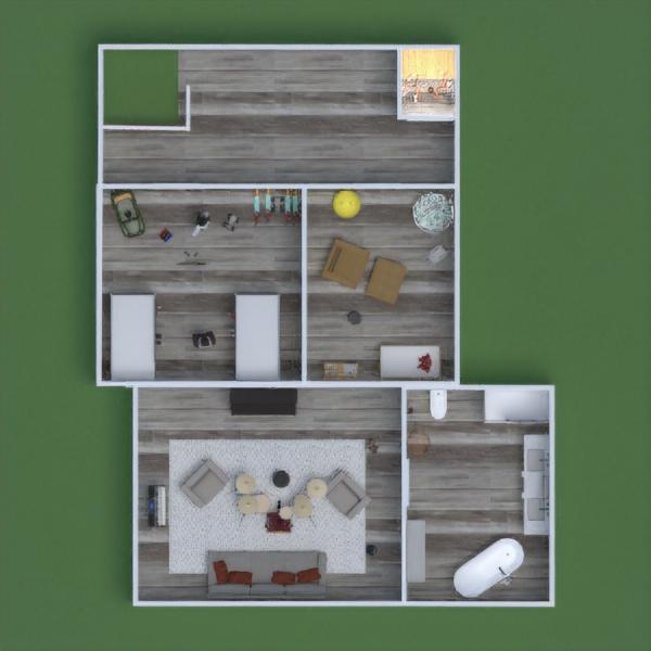 floorplans haus mobiliar dekor do-it-yourself 3d
