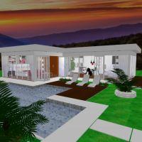 floorplans namas terasa baldai dekoras pasidaryk pats vonia miegamasis svetainė virtuvė eksterjeras apšvietimas kraštovaizdis namų apyvoka valgomasis аrchitektūra 3d