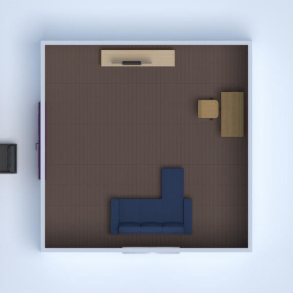 floorplans casa varanda inferior cozinha área externa arquitetura 3d