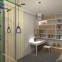 floorplans apartment house furniture decor diy bedroom kids room lighting renovation storage studio 3d