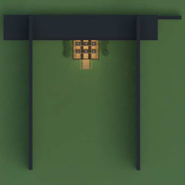progetti esterno illuminazione 3d