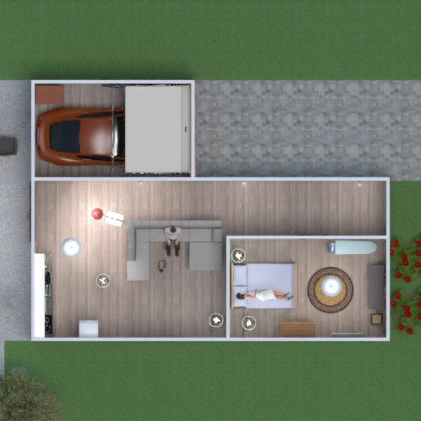 progetti casa paesaggio famiglia 3d