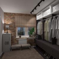 floorplans wohnung haus mobiliar dekor beleuchtung renovierung lagerraum, abstellraum 3d