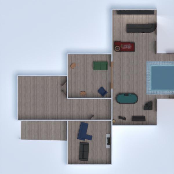 floorplans maison cuisine extérieur maison salle à manger 3d
