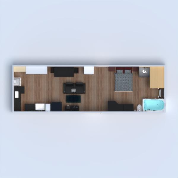 floorplans haus mobiliar dekor studio 3d