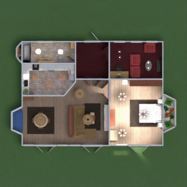 floorplans haus mobiliar dekor do-it-yourself badezimmer schlafzimmer wohnzimmer küche outdoor beleuchtung haushalt architektur 3d