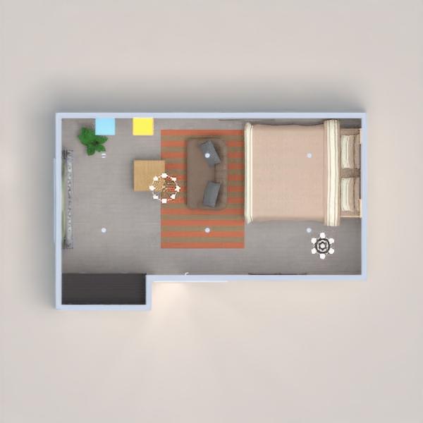планировки мебель освещение 3d