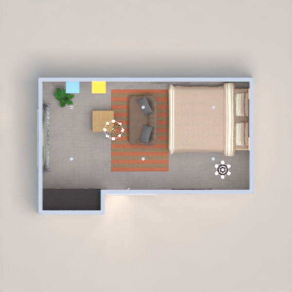 floorplans furniture lighting 3d