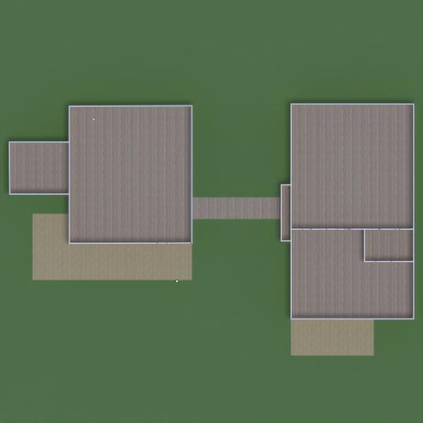 floorplans дом терраса декор улица ландшафтный дизайн 3d