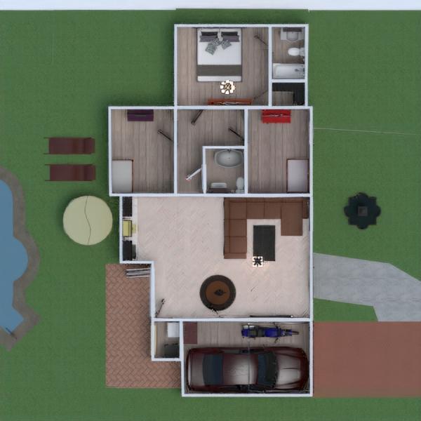 floorplans house renovation 3d