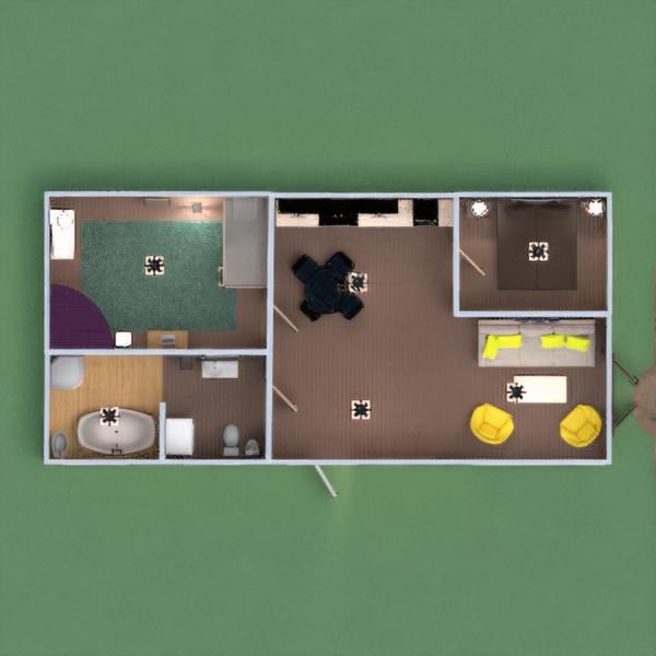 floorplans apartamento casa decoração casa de banho dormitório garagem cozinha área externa escritório iluminação reforma paisagismo utensílios domésticos cafeterias estúdio 3d