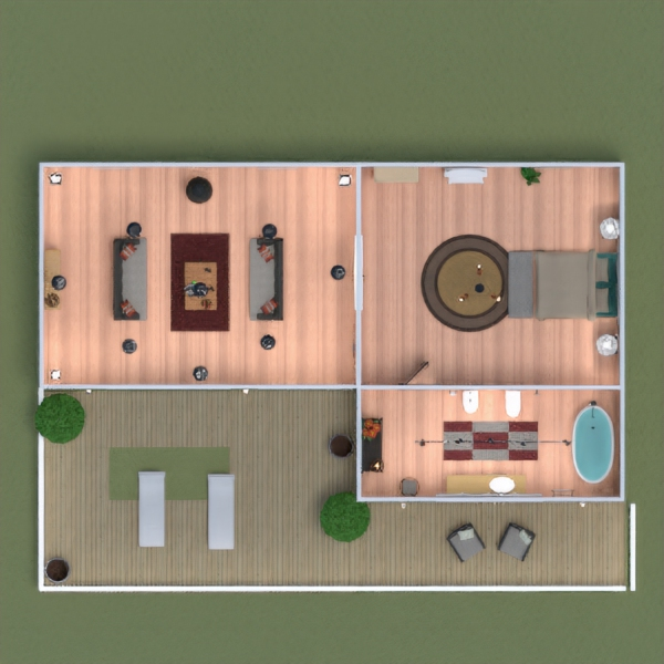 floorplans house furniture decor bathroom bedroom living room garage kitchen lighting household dining room architecture 3d