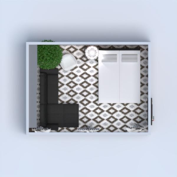 floorplans appartamento casa decorazioni camera da letto saggiorno illuminazione 3d