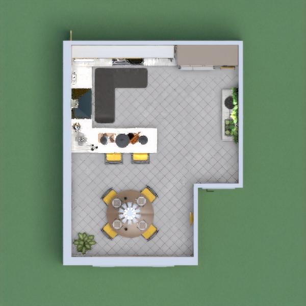 floorplans decor diy kitchen 3d