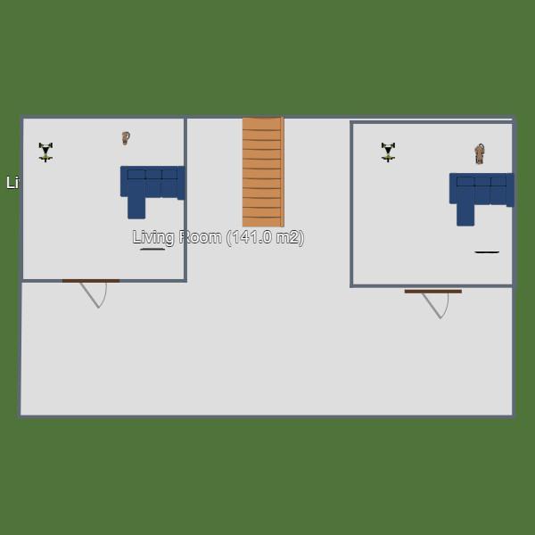floorplans house furniture bathroom bedroom living room 3d