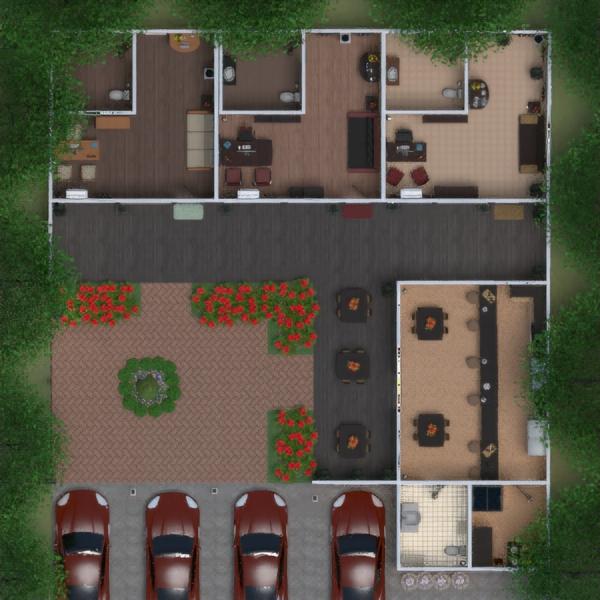 floorplans meble wystrój wnętrz zrób to sam łazienka garaż biuro architektura przechowywanie wejście 3d